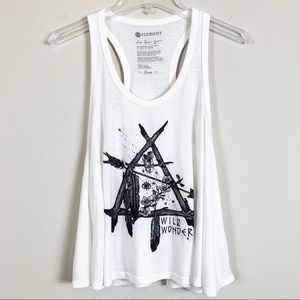 Element Graphic Tank Top, S